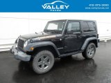 2010 Black Jeep Wrangler Sport Mountain Edition 4x4 #133342755