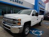 2019 Chevrolet Silverado 2500HD Work Truck Regular Cab 4WD Data, Info and Specs