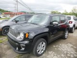 2019 Black Jeep Renegade Limited 4x4 #133357785
