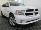 2015 Bright White Ram 1500 Express Quad Cab 4x4 #133357848