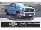 2019 Cavalry Blue Toyota Tundra SR5 CrewMax 4x4 #133357680