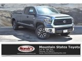 2019 Magnetic Gray Metallic Toyota Tundra SR5 Double Cab 4x4 #133357679