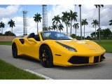 Ferrari 488 Spider Data, Info and Specs