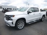 2019 Iridescent Pearl Tricoat Chevrolet Silverado 1500 High Country Crew Cab 4WD #133378288