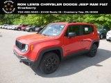2019 Colorado Red Jeep Renegade Sport 4x4 #133399145