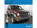 2002 Black Jeep Liberty Sport 4x4 #133417955