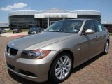 2008 Platinum Bronze Metallic BMW 3 Series 328i Sedan #13313958