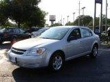 2007 Ultra Silver Metallic Chevrolet Cobalt LS Sedan #13292790