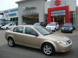 2007 Sandstone Metallic Chevrolet Cobalt LS Sedan #13307765