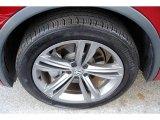 Volkswagen Tiguan Wheels and Tires