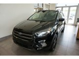 2019 Agate Black Ford Escape SEL 4WD #133439302