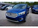 2019 Lightning Blue Ford Escape SE 4WD #133439297