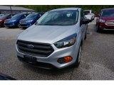 2019 Ingot Silver Ford Escape S #133439295