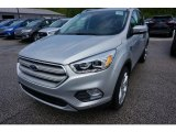2019 Ingot Silver Ford Escape Titanium 4WD #133439319
