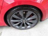 Tesla Model S 2015 Wheels and Tires