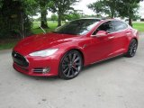 2015 Tesla Model S 90D Data, Info and Specs