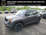 2019 Granite Crystal Metallic Jeep Renegade Sport 4x4 #133445120
