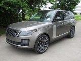 2019 Land Rover Range Rover Silicon Silver Metallic