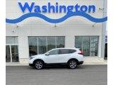 2019 Platinum White Pearl Honda CR-V EX-L AWD #133445140
