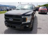 2019 Magma Red Ford F150 XL SuperCab 4x4 #133461905