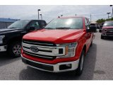 2019 Race Red Ford F150 XLT SuperCrew #133461903