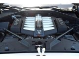 Rolls-Royce Ghost Engines