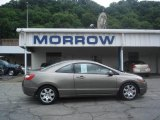 2006 Galaxy Gray Metallic Honda Civic LX Coupe #13302324
