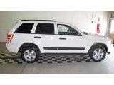 2006 Stone White Jeep Grand Cherokee Laredo 4x4 #13315268
