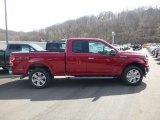 2018 Ruby Red Ford F150 XLT SuperCab 4x4 #133461729