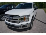 2019 Oxford White Ford F150 XLT SuperCab #133461921