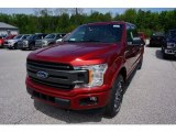 2019 Ruby Red Ford F150 XLT SuperCrew 4x4 #133461920