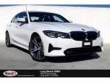 2019 Alpine White BMW 3 Series 330i Sedan #133461770