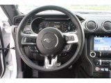2019 Ford Mustang California Special Fastback Steering Wheel