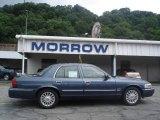 2009 Norsea Blue Metallic Mercury Grand Marquis LS #13302332