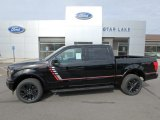 2019 Agate Black Ford F150 Lariat Sport SuperCrew 4x4 #133483783