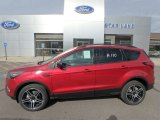 2019 Ruby Red Ford Escape SEL 4WD #133483781