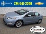 2013 Blue Topaz Metallic Chevrolet Volt  #133483739