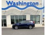 2019 Obsidian Blue Pearl Honda CR-V EX-L #133500329