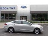 2016 Ingot Silver Metallic Ford Fusion SE AWD #133500451