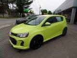 2019 Chevrolet Sonic Premier Hatchback Data, Info and Specs