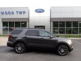 2016 Magnetic Metallic Ford Explorer Sport 4WD #133500444