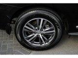 Infiniti QX60 Wheels and Tires