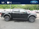 2019 Agate Black Ford F150 SVT Raptor SuperCrew 4x4 #133500437