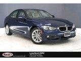 2018 Mediterranean Blue Metallic BMW 3 Series 320i Sedan #133500483