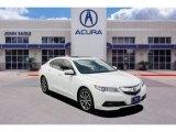 2017 Bellanova White Pearl Acura TLX V6 Technology Sedan #133527412