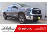 2019 Magnetic Gray Metallic Toyota Tundra SR5 CrewMax 4x4 #133527492