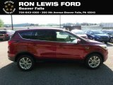 2019 Ruby Red Ford Escape SE 4WD #133527431