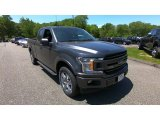 2019 Magnetic Ford F150 XLT SuperCab 4x4 #133543483