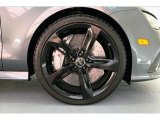 Audi RS 7 2016 Wheels and Tires