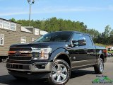 2019 Agate Black Ford F150 King Ranch SuperCrew 4x4 #133554007